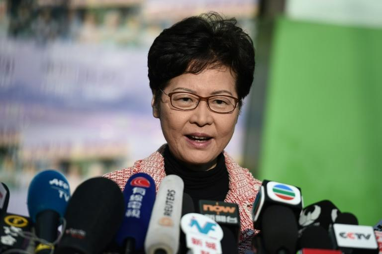 The pro-democracy movement sees the polls as a referendum on Chief Executive Carrie Lam