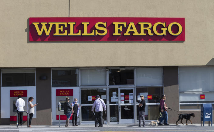 The Federal Reserve lifted its lending restrictions on Wells Fargo to allow it to make more loans that fall under the Paycheck Protection Program.