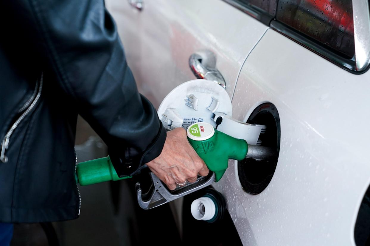 The UK government is looking to introduce a carbon reduction scheme that could increase the cost of gas and petrol in a bid to decarbonise the economy. Photo: A Perez Meca/Europa Press via Getty Images