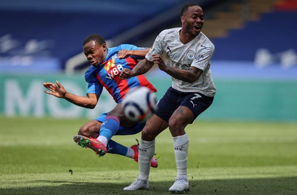 Crystal Palace hope young players can follow Tyrick Mitchell (left) and seize their opportunity.