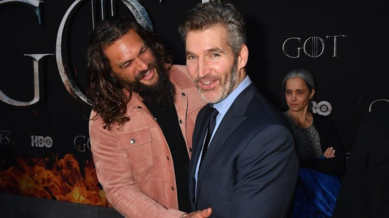 Jason Momoa's 'Slap Game' Once Sent 'Game of Thrones' Showrunner to the Hospital