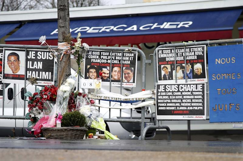 All three attackers, Cherif and Said Kouachi and Amedy Coulibaly died in near-simultaneous police raids: REUTERS/Charles Platiau
