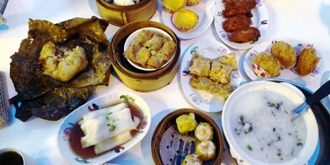 A variety of dim sum dishes in Singapore. (PHOTO: Zat Astha for Yahoo Lifestyle Singapore)