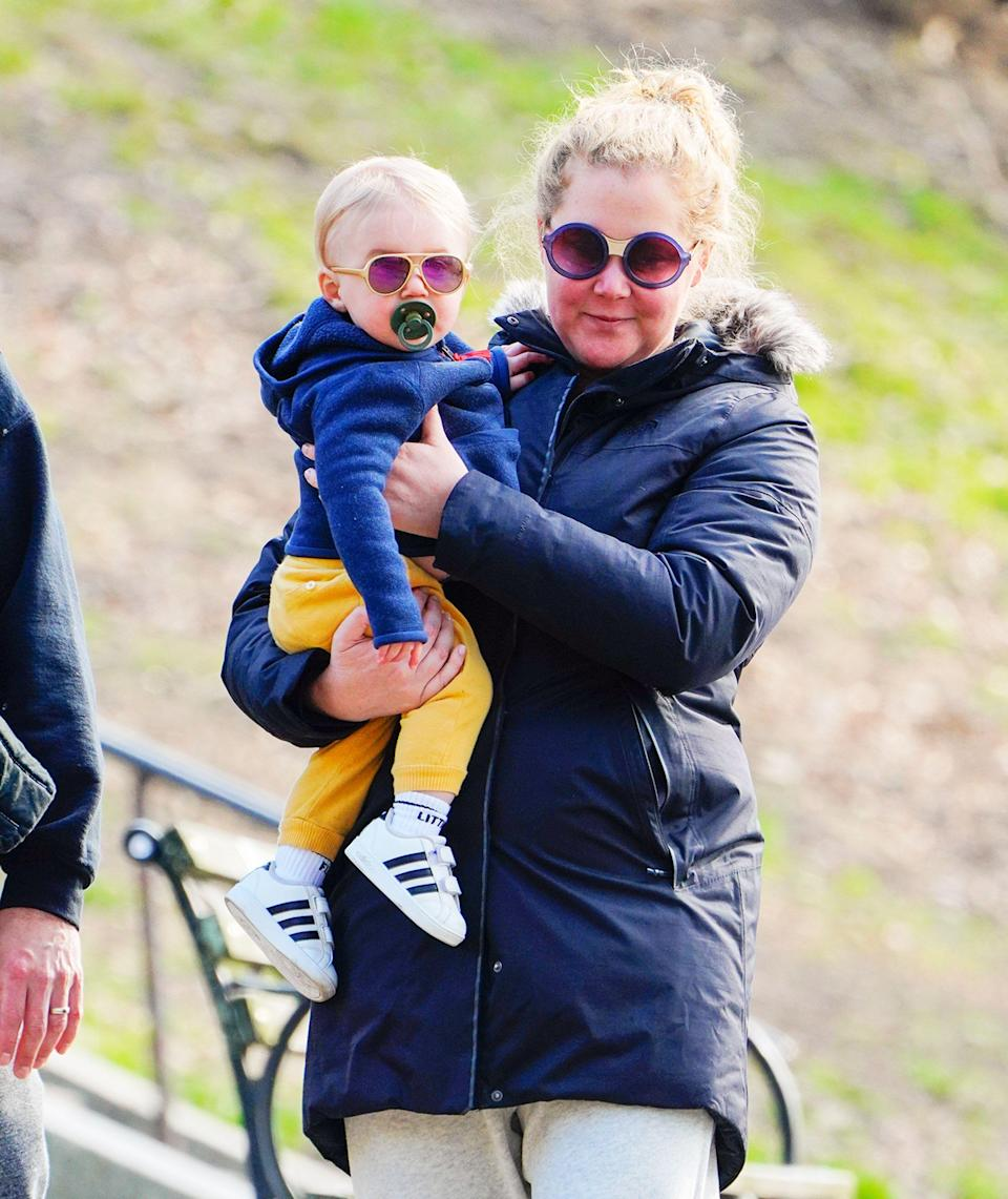 <p>As any mother will tell you, after giving birth, your body changes in myriad ways – as would be expected, after bringing new life into the world and adapting to nurturing a small person constantly. Some of these might be wonderful and profound; others might be harder to deal with. Here, 17 celebrities open up about how they felt about their physicality, as new mums. </p>