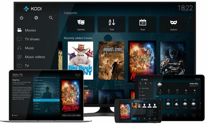 how to update kodi on every device all devices