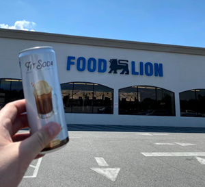 As of Monday, May 10, 2021, Fit Soda™ is now available in all 1,100+ stores of supermarket chain Food Lion, located in the Mid-Atlantic and Southeastern areas of the United States. This placement complements the existing presence of Fit Soda™ throughout the country, including in famous regional chains such as HEB and Sprouts.