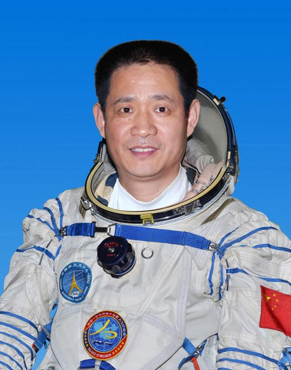Crew Announced for China's Space Launch Tuesday