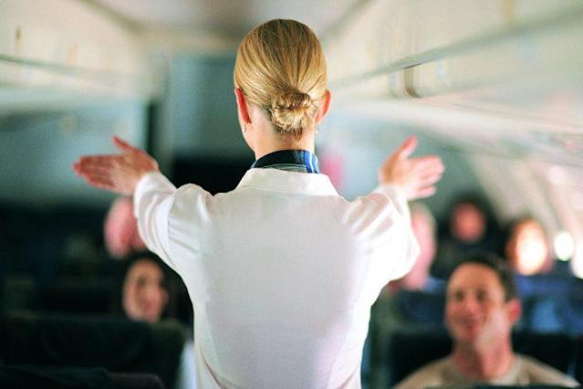 Flight attendants are filing discrimination charges for the lack of workplace accommodations for pregnant and breastfeeding employees. (Photo: James Lauritz/Getty Images)