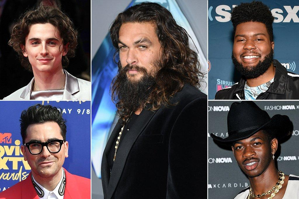We can't say we were sorry to see all these handsome guys dominating the headlines this year, but Jason Momoa was your favorite 2019 superstar, taking the title over Timothée Chalamet, Khalid, Lil Nas X and Dan Levy.