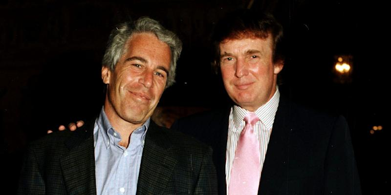 jeffrey epstein donald trump 1997 mar-a-lago palm beach