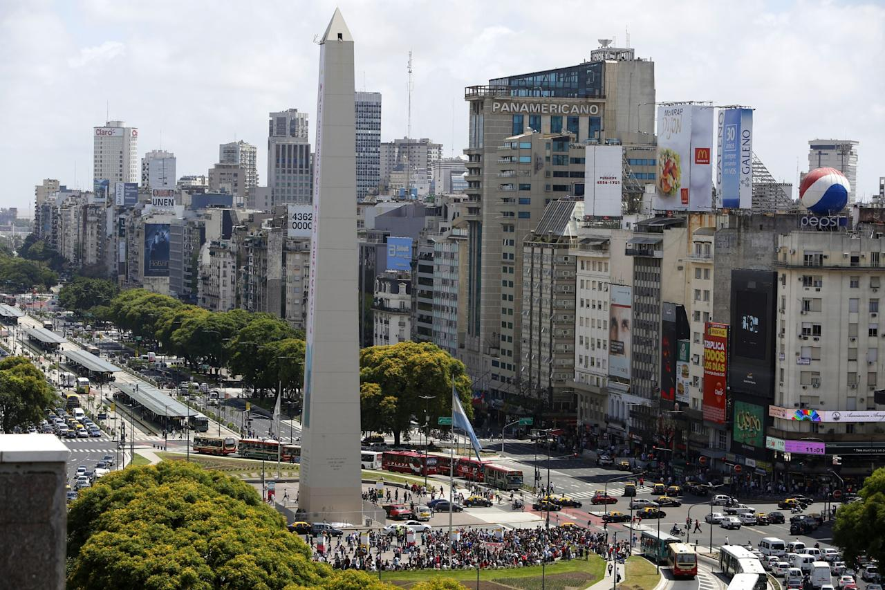 <p>Buenos Aires, Argentina<br />(Getty Images) </p>