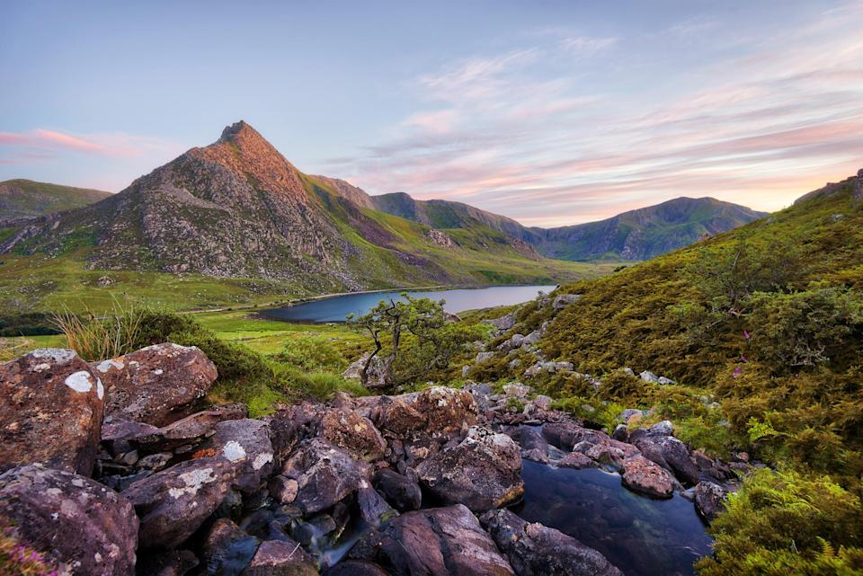 Snowdonia National Park in northern Wales: Getty/iStock