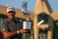 Lee Westwood won the Abu Dhabi Golf Championship in January, but he will not be going to the US for the first major of the year next month
