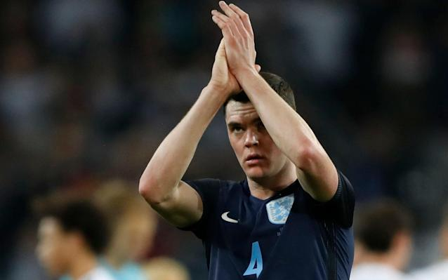 Michael Keane - REUTERS