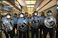 Hong Kong has been convulsed by weeks of huge, sometimes violent rallies calling for greater democratic freedoms and police accountability