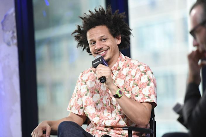 <p>Originally scheduled for a pre-pandemic release, <em>Bad Trip</em> is Eric Andre doing what Eric Andre does best. Following in the footsteps of flicks like <em>Borat</em>, two best friends head on a cross-country road trip and play real practical jokes on very real people along the way.</p>