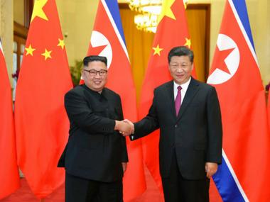 North Korea taking 'right direction' by politically resolving issues in Peninsula, says Xi Jinping in Pyongyang-run newspaper