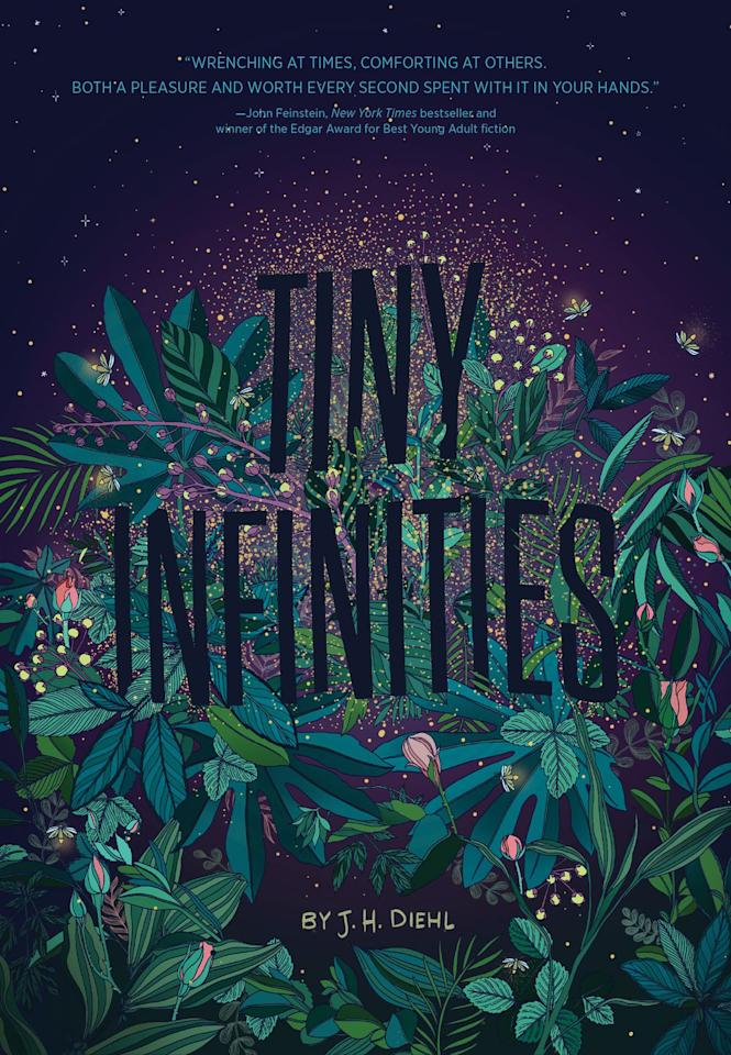 """<p>$14</p><p><a rel=""""nofollow"""" href=""""https://www.amazon.com/Tiny-Infinities-J-H-Diehl/dp/1452163359/"""">BUY NOW</a></p><p>Twelve-year-old Alice responds to her parents' separation by moving into a tent in the back yard, where she plans to live until her father returns home. Alice spends her days practicing with her swim team, babysitting the next door neighbor, and getting to know a new friend, Harriet. The nostalgia and heat of the summer will keep you thinking about this book long after you're done.</p>"""