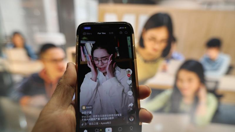 Douyin nearly doubles daily active users over past year as Chinese spend even more time watching short videos