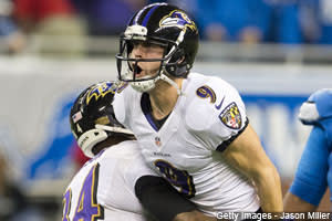 Dose: Ravens in Driver's Seat
