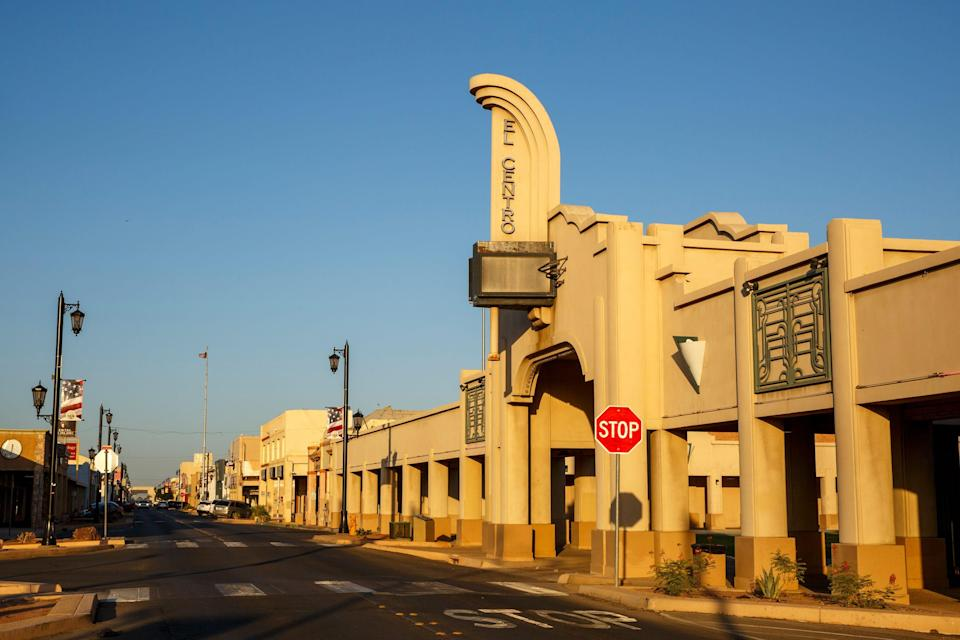 The City of El Centro, Calif., consistently ranks as having the highest unemployment rate in the country.