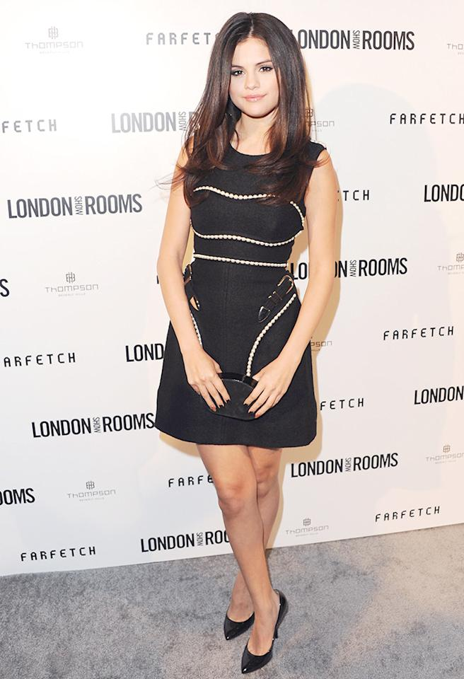 "British Fashion Council Celebrates ""London Show Rooms LA"""