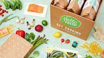 <p><span>Hello Fresh is one of the </span>best prepared meal delivery services<span>. Known for its flexibility, you cancel at any time or skip a week. Plus, there are at least 20 recipes available each week.</span></p> <p><b>How Much Does Hello Fresh Delivery Cost? </b><span>Starts at $7.49 per serving</span></p> <p><b>Is Hello Fresh Delivery Worth It? </b><span>If you'd like to add some variety to your weekly menu, Hello Fresh may be worth it.</span></p> <p><b>Who Is Hello Fresh Best For?</b></p> <ul> <li><span>Best for low-carb keto and paleo diet followers </span></li> <li><span>Best for foodies who enjoy a variety of meals</span></li> <li><span>Skip if you're in a hurry; meals require 20 to 30 minutes to cook.</span></li> </ul>