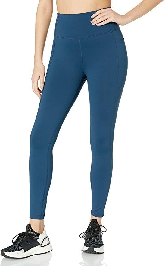 <p>These <span>Core 10 High Waist Workout Legging with Pockets</span> ($15) are the ultimate workout pants. Everyone needs pockets!</p>