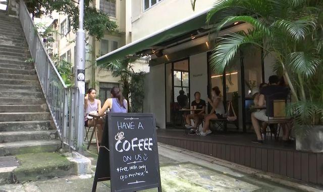 First CBD cafe opens in Hong Kong, side-stepping cannabis law