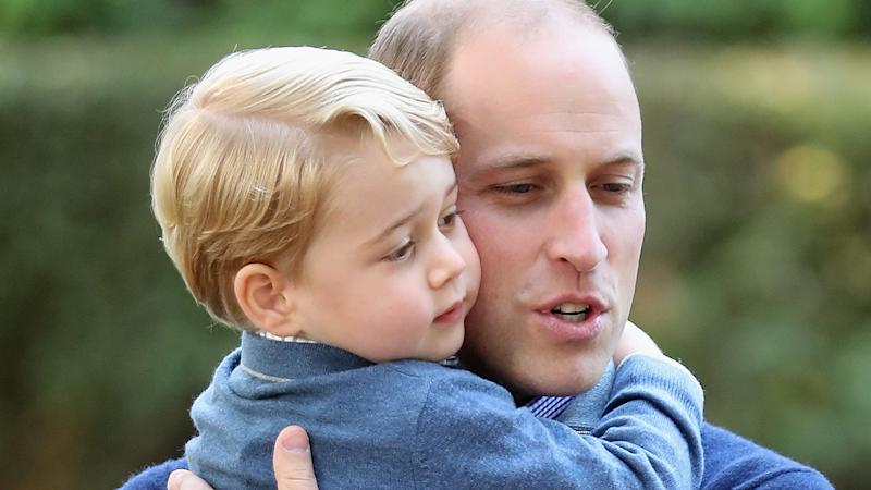 Prince George Is Following in Diana's Two-Steps! William Reveals His Son Is Taking Dance Classes