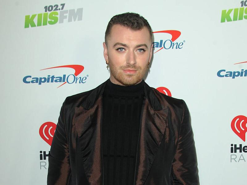 Sam Smith: 'Posting topless photos helped me overcome body confidence issues'