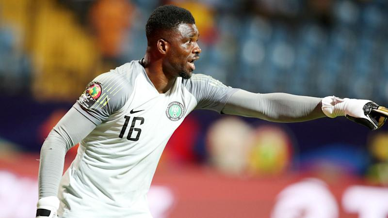 Afcon 2019: Francis Uzoho's selection against Tunisia not due to critics - Daniel Akpeyi