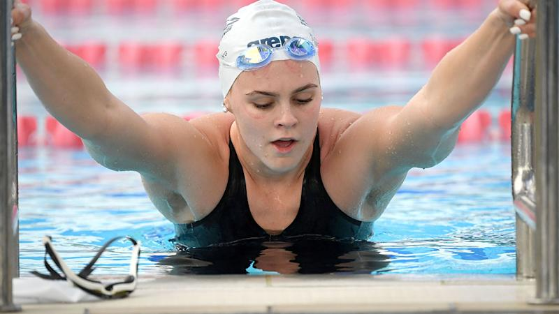 Shayna Jack is facing a four-year ban if found guilty. (Photo by Delly Carr/Getty Images)
