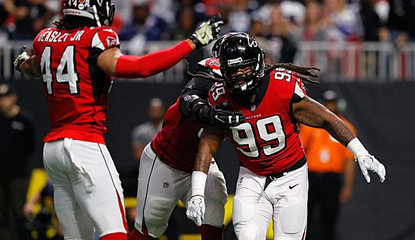 NFL: Week 10: Clayborn! Falcons dominieren die Boyz