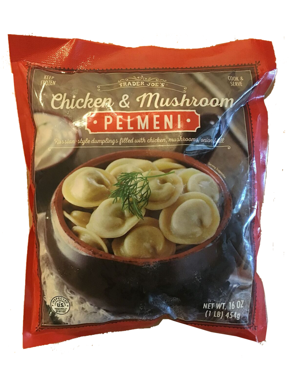 <p>This frozen pasta is fine, but it doesn't have much flavor to it. You'd definitely want to add a sauce or at least a drizzle of olive oil over a bowl.</p>