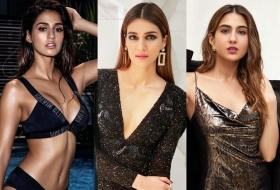 Disha, Kriti and Sara are the richest newbies to debut on 2019 Forbes Celebrity 100 List