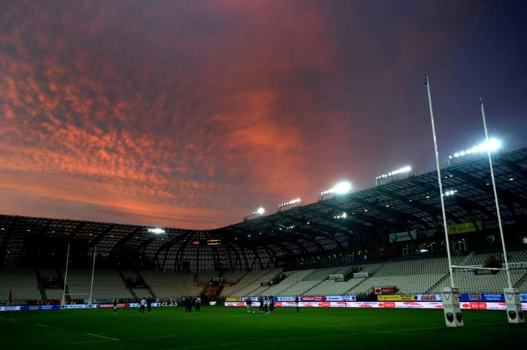 Grenoble's Stade des Alpes in southern France