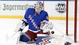 After buying out Lundqvist, Rangers avoid arbitration with Georgiev