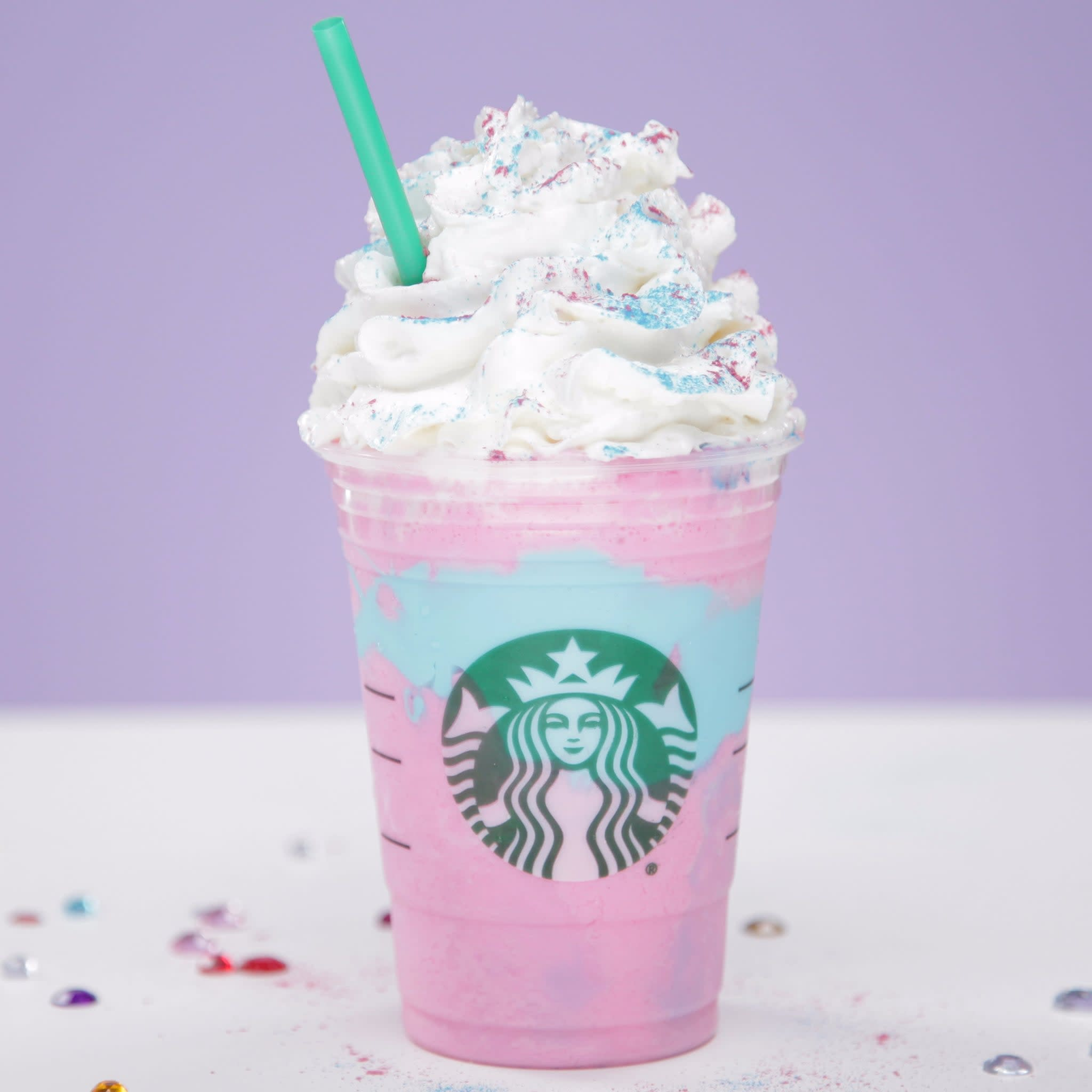Chances Are Youve Heard About Starbuckss Limited Edition Unicorn Frappuccino This Magical Drink Was Only Available For A Few Days But If You Didnt Make
