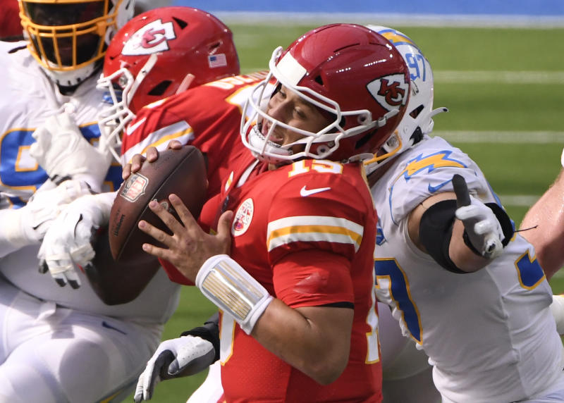 Chiefs drop to No. 3 in Touchdown Wire's power rankings