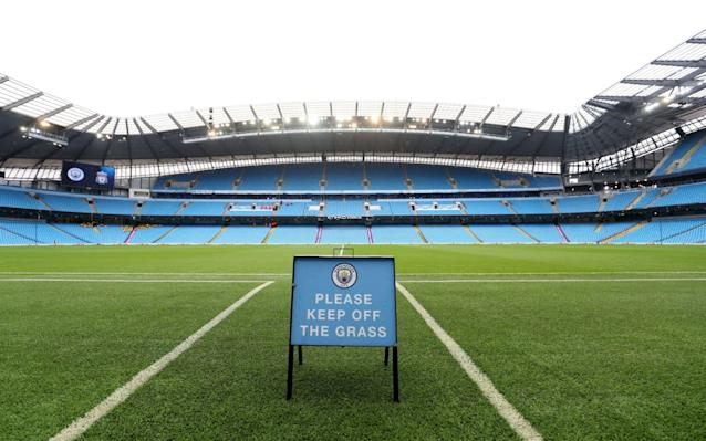 Manchester City were fined for breaching anti-doping regulations - PA