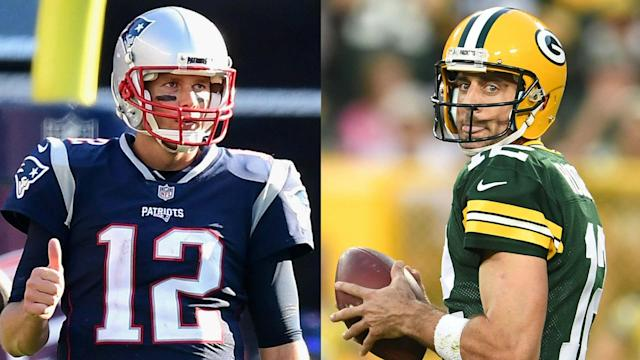 Brady and Rodgers each led their team to comeback wins, but they weren't the only QBs with late-game magic.