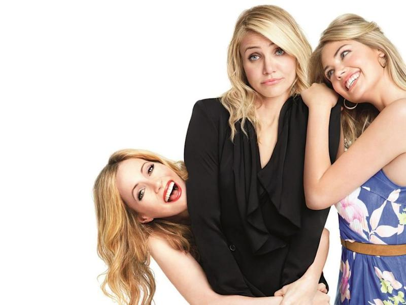 The romantic comedy follows the life of three-women who all date the same guy. Source: Supplied