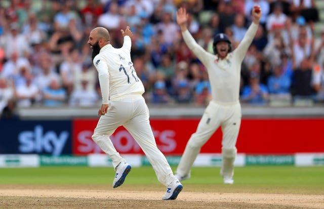 Moeen Ali is waiting in the wings for a recall.