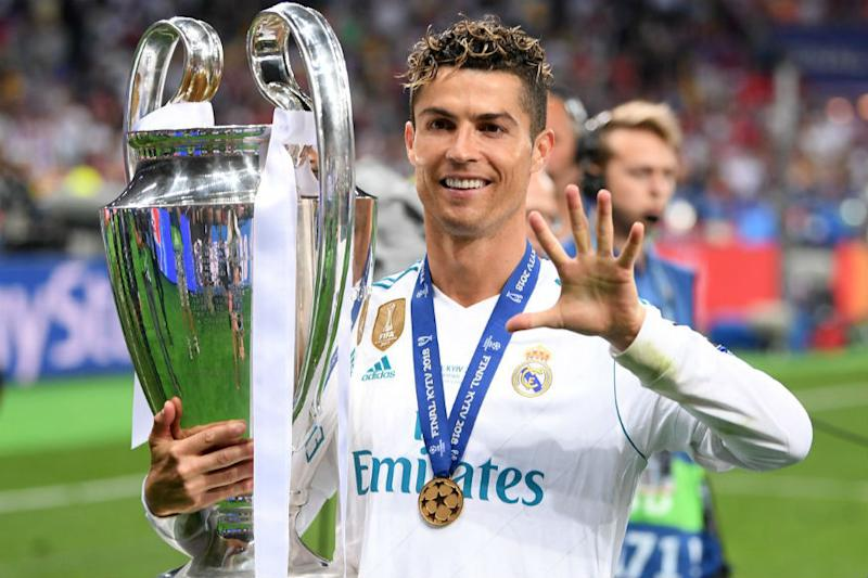 Cristiano Ronaldo Joining Juventus From Real Madrid in 112 Million Euro Transfer