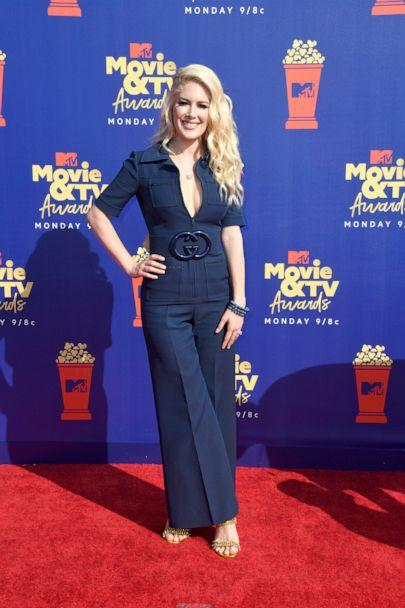 PHOTO: Heidi Montag attends the 2019 MTV Movie and TV Awards on June 15, 2019, in Santa Monica, Calif. (Frazer Harrison/Getty Images for MTV)