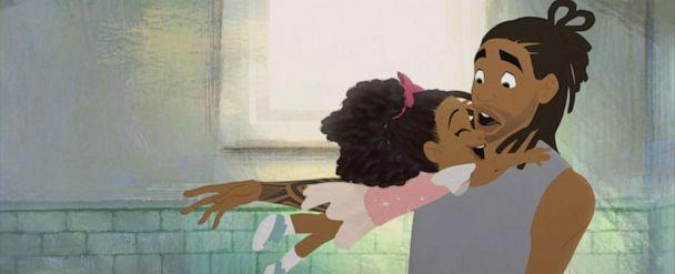 PHOTO: 'Hair Love' by Matthew Cherry was recently nominated for best animated short film for the 2020 Academy Awards. (Sony Pictures Animation)