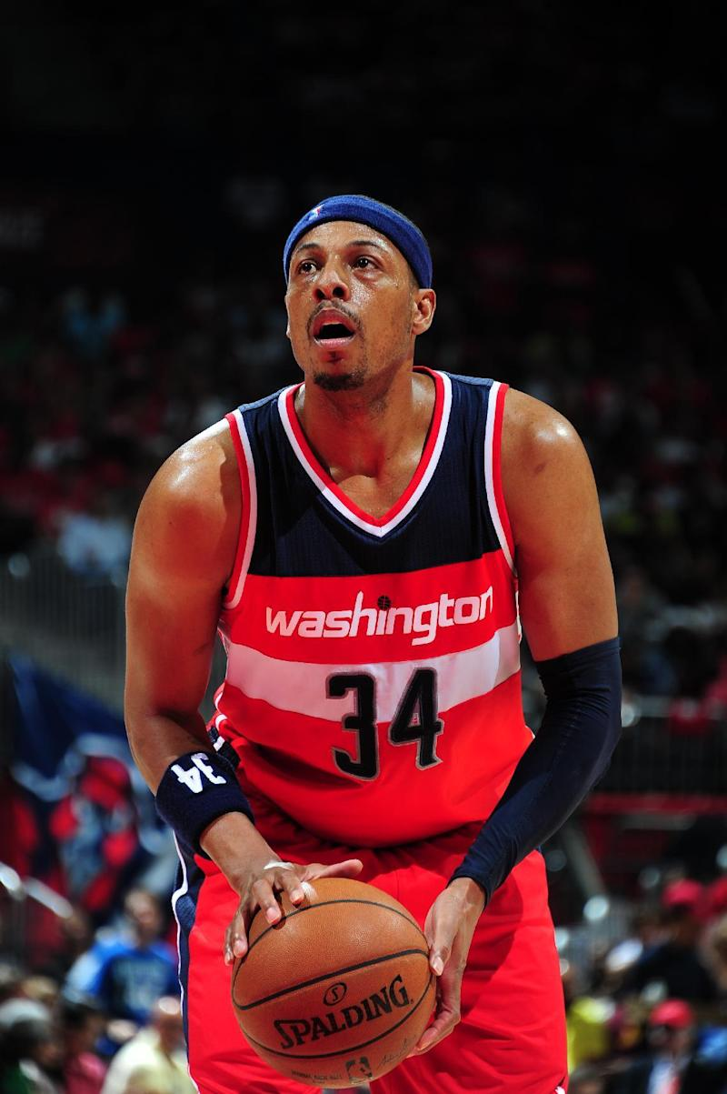Source Paul Pierce going to Clippers on 3 year deal