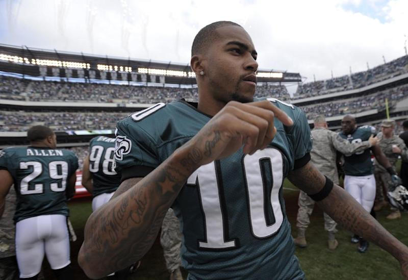 Eagles' Jackson offers $50K reward in burglary