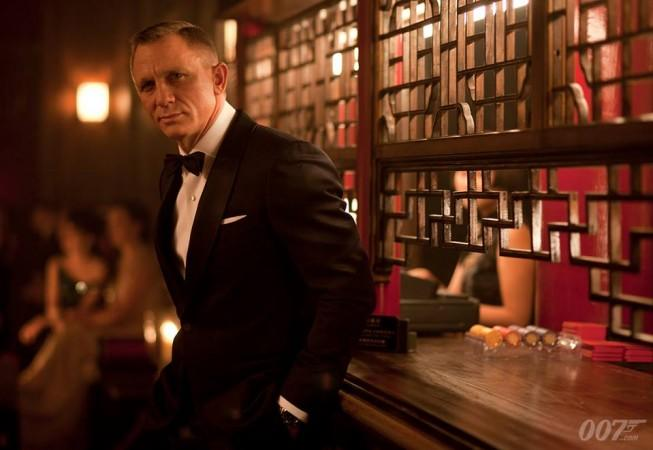 Daniel Craig as James Bond '007'